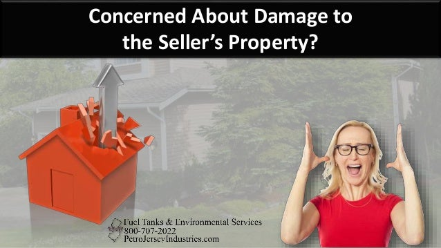 Concerned About Damage to the Seller's Property?