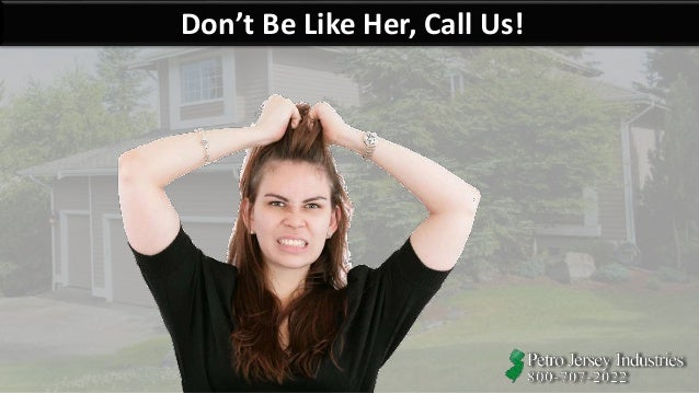 Don't Be Like Her, Call Us!