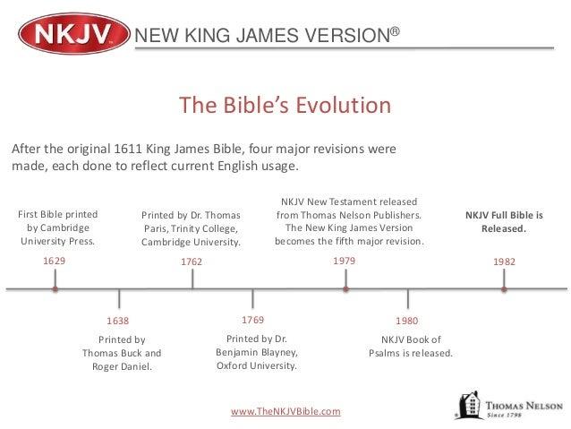 NKJV - New King James Version (Bringing God's Word To Life)