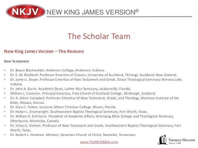 NKJV - New King James ...