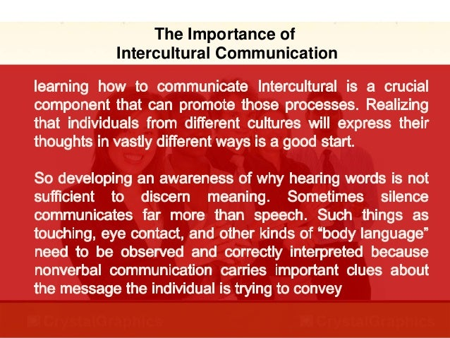 importance of language in intercultural communication