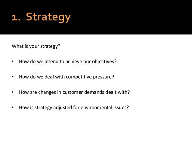Strategy 2025