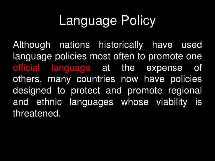 policy language History, politics, arts, science & more: the canadian encyclopedia is your reference on canada articles, timelines & resources for teachers, students & public.
