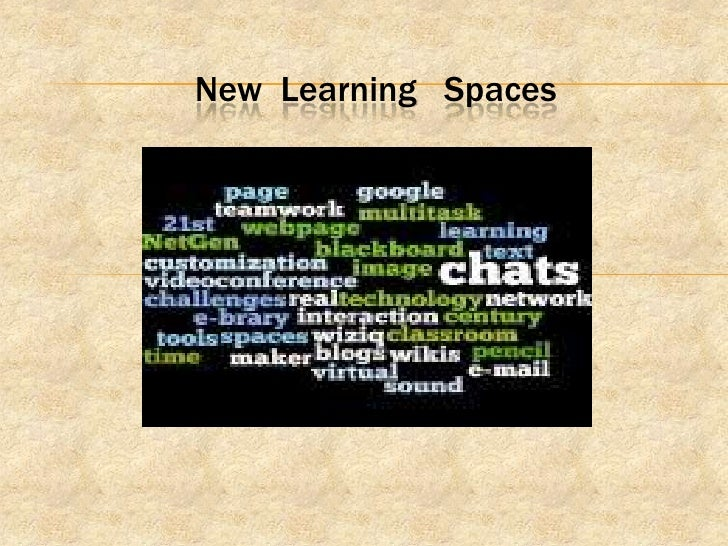 New  LearningSpaces<br />