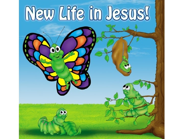 New Life In Jesus Power Point