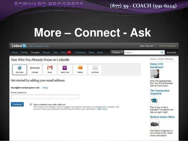 (877) 59 - COACH (592-6224)More – Connect - Ask