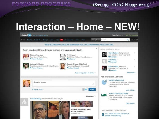 (877) 59 - COACH (592-6224)Interaction – Home – NEW!
