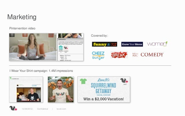 MarketingPintervention video                                                        Covered by:I Wear Your Shirt campaign:...