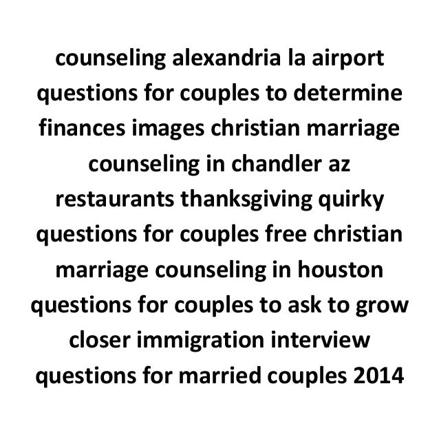 Dating christian counseling advice ask estions