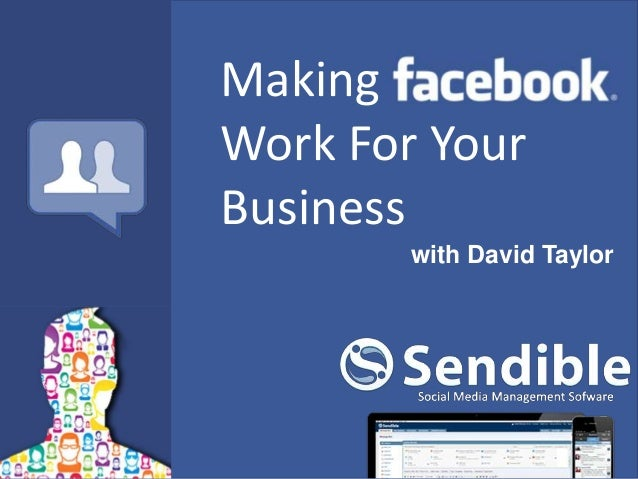 Making Work For Your Business with David Taylor