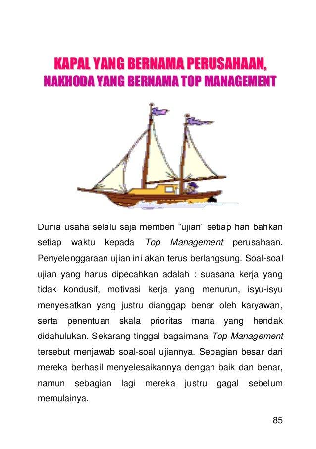 Pelatihan Manajemen Kepribadian