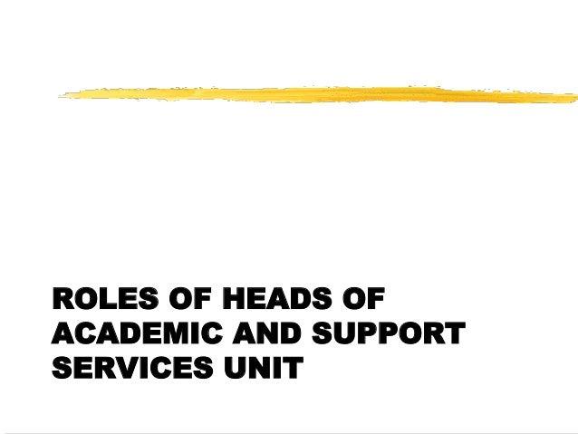 Academic Management Seminar