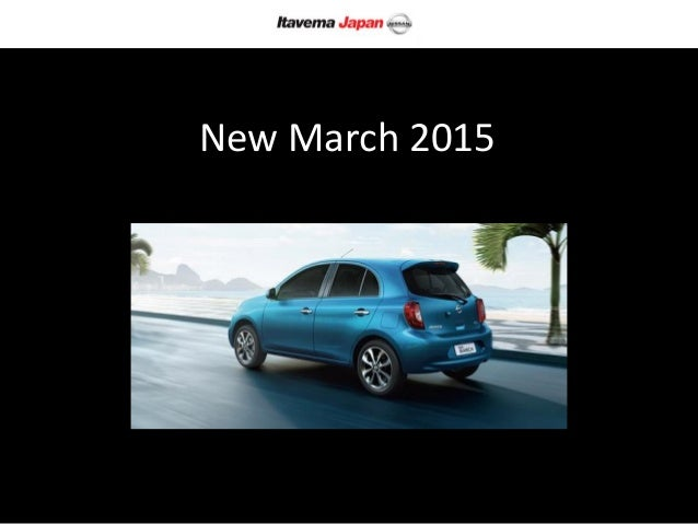 New March 2015