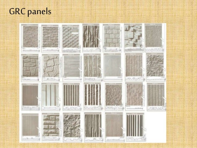 new materials used in building industry