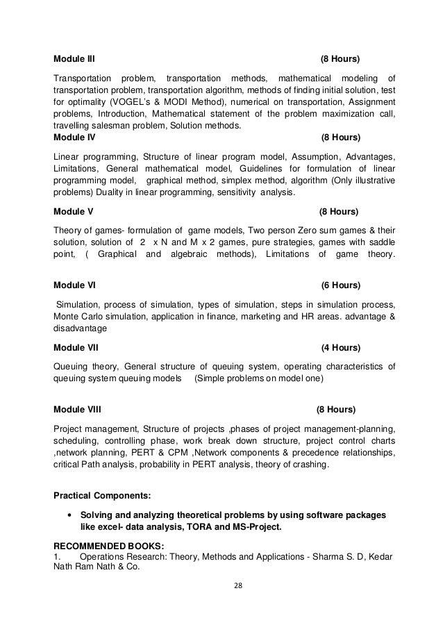 quantitative decision models exam Two commodity model - quantitative methods in economics - exam, exams for quantitative techniques netaji subhas institute of technology.