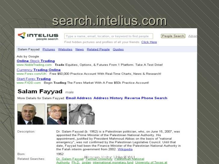 search.intelius.com Mamoun Matar 22April2011