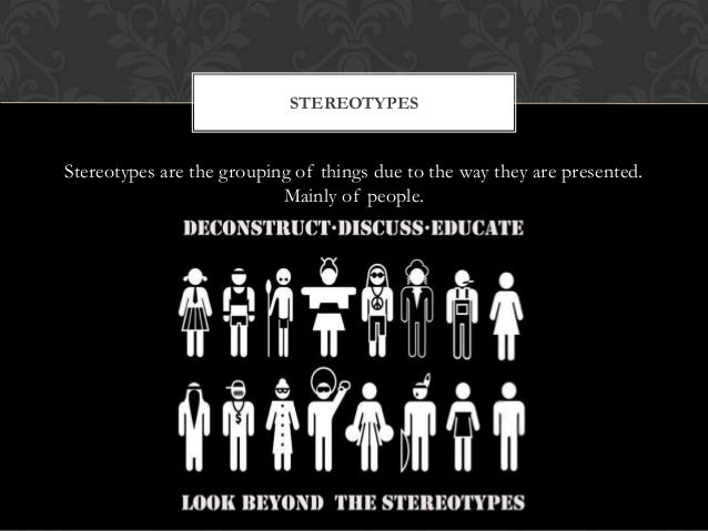 The Impact of Stereotyping on Young People
