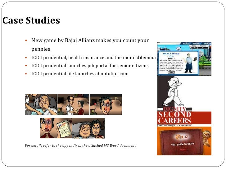 icici prudential marketing strategy report Icici bank | download and upload project reports related to icici bank  strategy view all articles  project reports on marketing mix - icici prudential life .