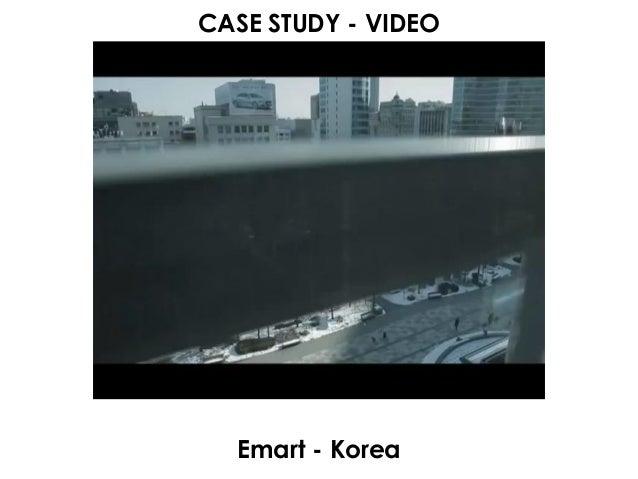 CASE STUDY - VIDEO Emart - Korea