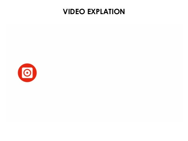VIDEO EXPLATION