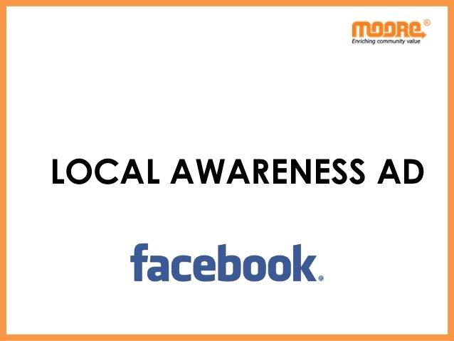 LOCAL AWARENESS AD