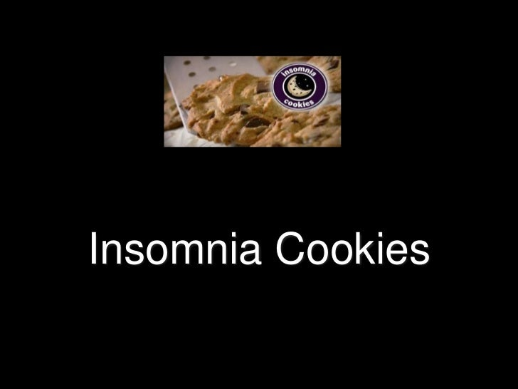 Insomnia Cookies<br />