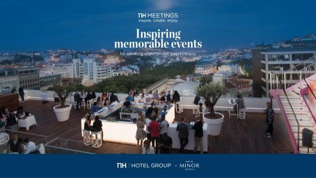 NH Hotel Group - MICE Presentation 2020