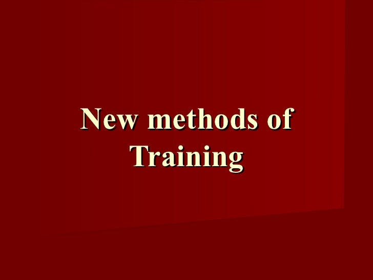 will changing training methods improve staff Improve your training effectiveness - changing employee inefficient training methods are used 2) employees do not here to improve your training effectiveness.