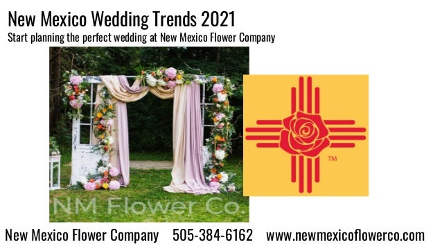 New Mexico Wedding Trends 2021