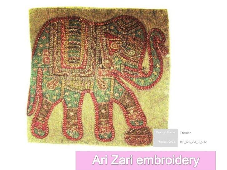 Ari zari embroidery indian textiles wholesale supplies