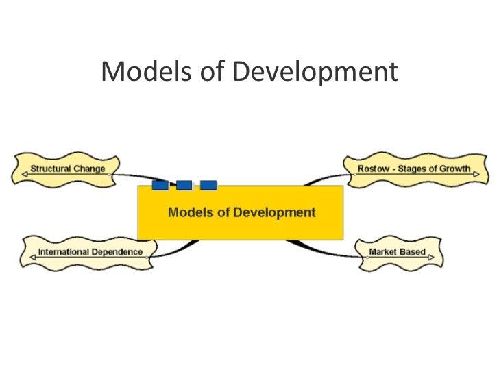 rostows model of development