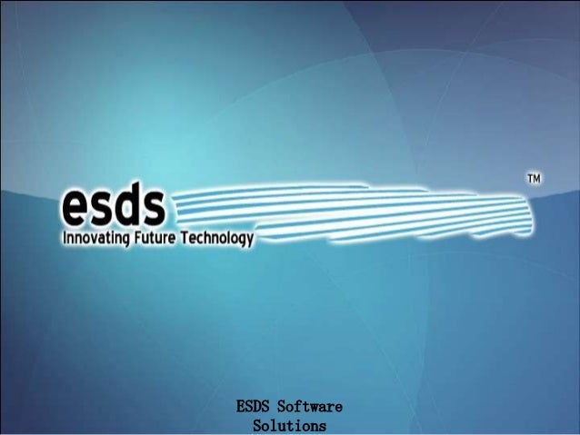 ESDS Software  Solutions