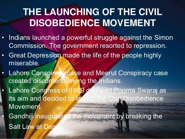 Has civil disobedience become too predictable?