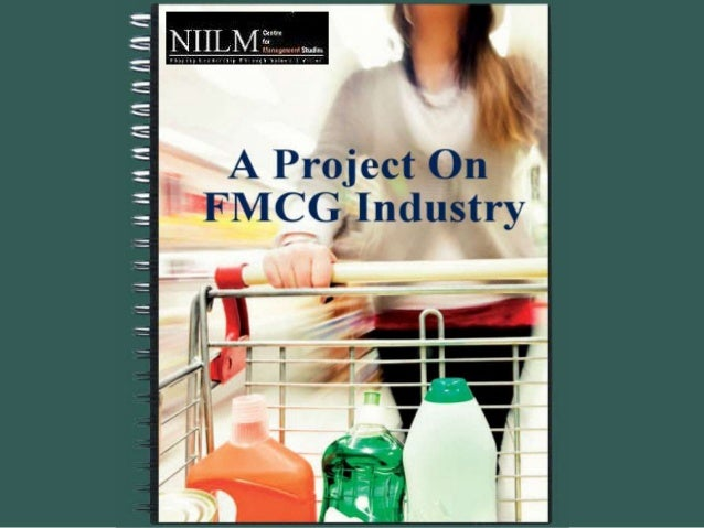 Market Overview  •  The Indian FMCG sector, with a market size of US$ 25 billion (2007–08 retail sales), constitutes 2.15 ...