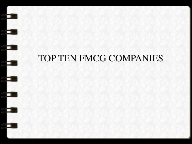 fundamental analysis of fmcg sector