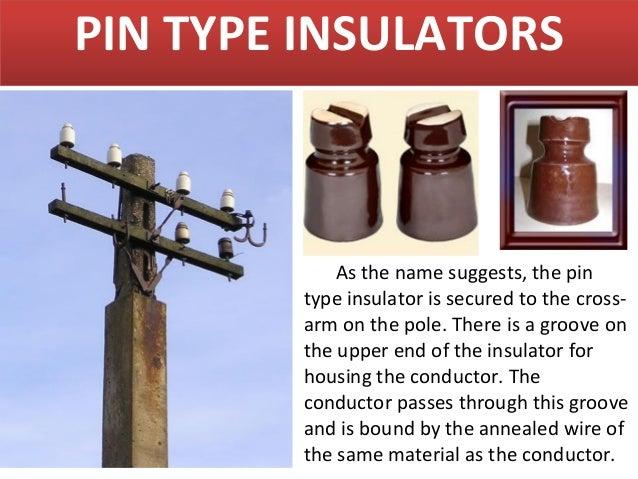 insulators matrial
