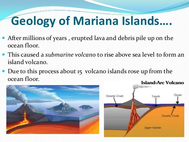the mariana trench science report
