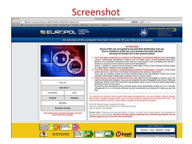 Remove metropolitan police fake (virus manual removal guide.