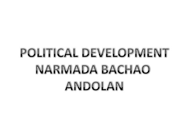 The Narmada Dam Project, is a project involving the construction of a series of large hydroelectric dams on the Narmada Ri...