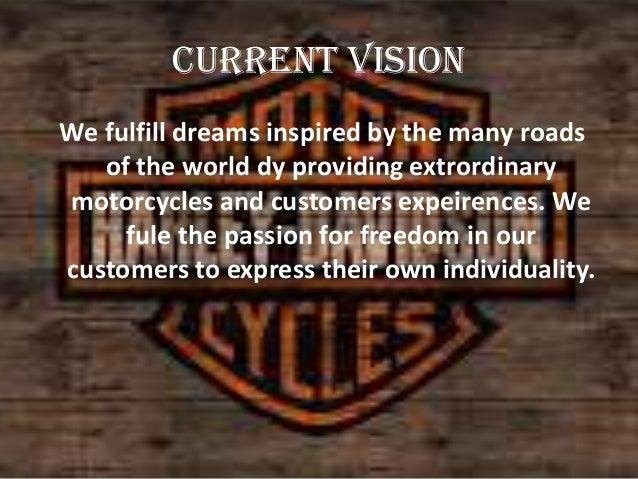 harley davidson mission