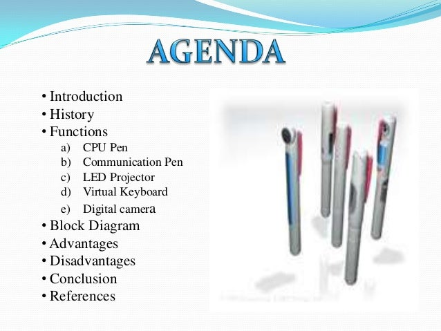 5 pen pc technology (pen style computing)5 pen pc technology (pen style computing)