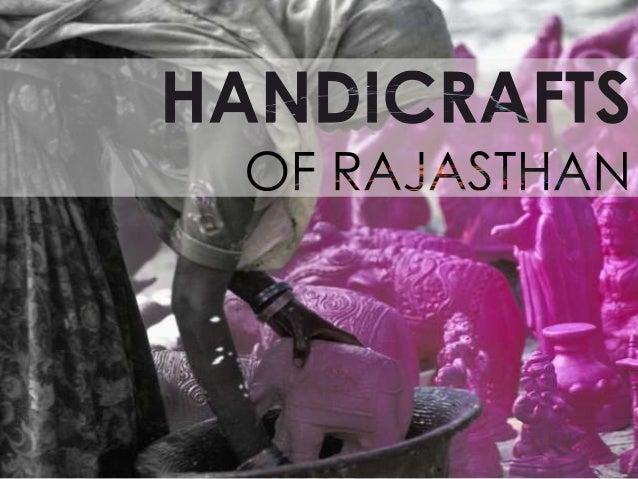 Handicrafts Rajasthan