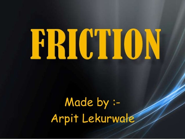 Made by :- Arpit Lekurwale