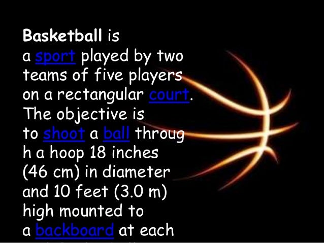 objectives of the game basketball With this clarity of the ladder of team building objectives, you will have a much better chance of developing your team effectively categories australia,.