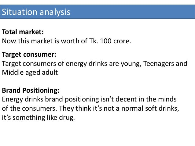 sports and energy drink market essay Energy and sports drinks: us retail market trends and opportunities energy and sports drinks: us market trends and opportunities the sports and energy drinks market has experienced.