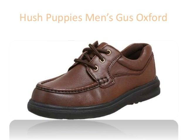 Hush Puppies Gus Oxford Walking Shoes