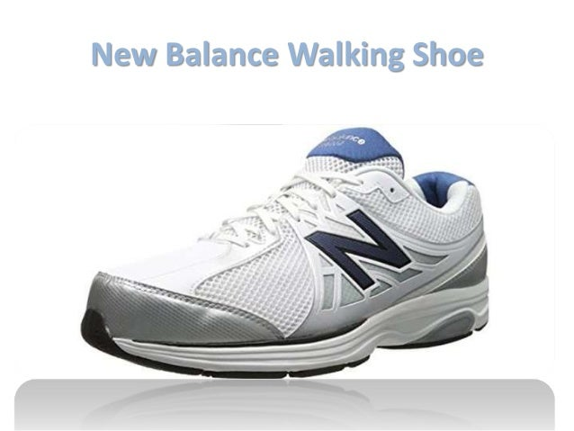New Balance  Orthopedic Rocker Bottom Shoe