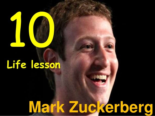 leadership attributes of mark zuckerberg Despite mark zuckerberg's well-chronicled follies, facebook continues to grow  here are five leadership lessons from this 20-something.