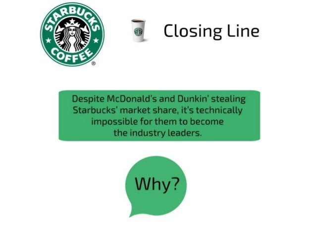 starbucks competitors