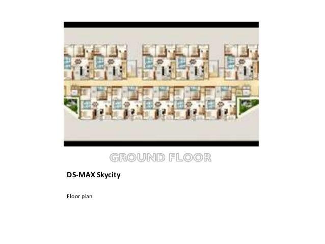 DS-MAX Skycity Floor plan
